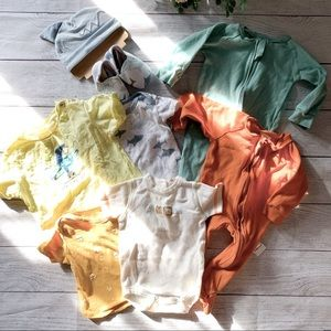 Lot of baby boy clothes 0-9 months